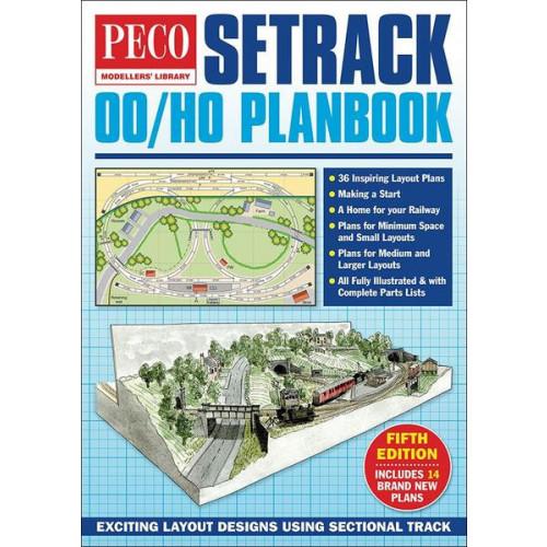 PM-400 Peco OO-9 Setrack Planbook