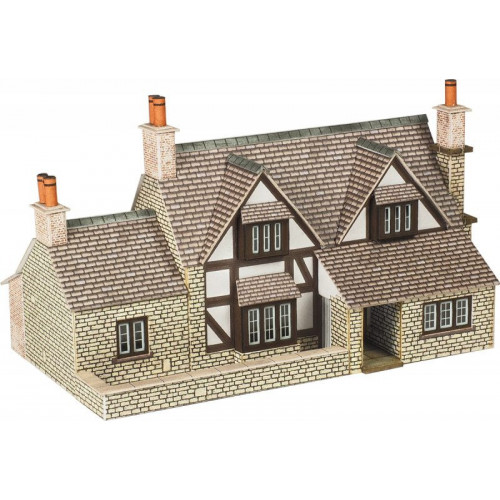 PN167 Metcalfe N Gauge Town End Cottage