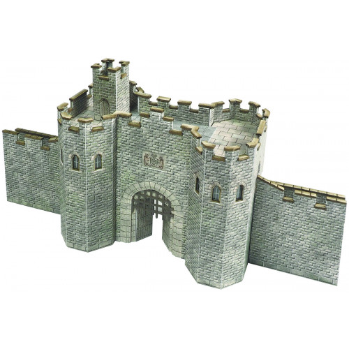 PN191 N Gauge Castle Gatehouse