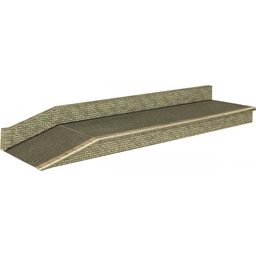 PO235 Metcalfe 00 Gauge Stone Platform