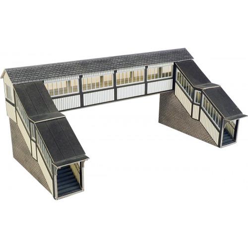 PO236 Metcalfe 00 Gauge Footbridge