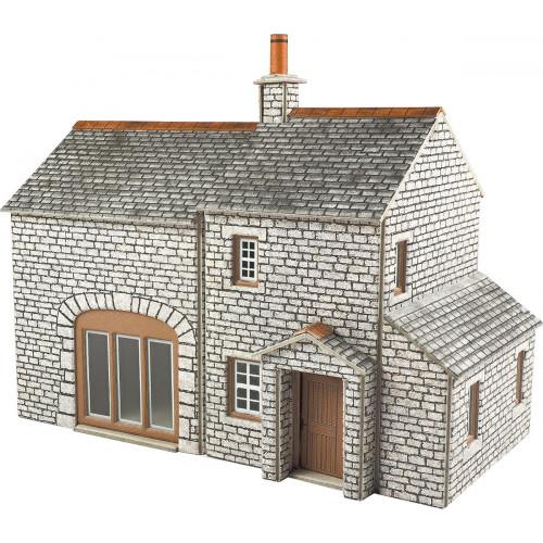 PO259 Metcalfe 00 Gauge Crofter's Cottage