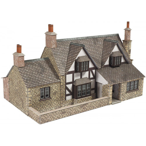 PO267 Metcalfe 00 Gauge Town End Cottage
