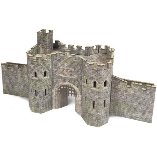 PO291 Metcalfe 00 Gauge Castle Gatehouse