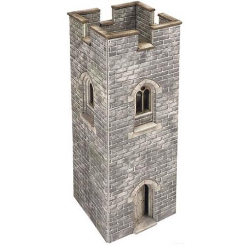 PO292 Metcalfe 00 Gauge Castle Watch Tower