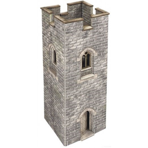 PO292 Metcalfe 00 Gauge Castle Watch Tower