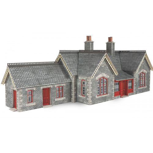 PO333 Metcalfe 00 Gauge Settle/Carlisle Railway Station