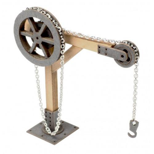 PO540 Metcalfe 00 Gauge Goods Yard Crane