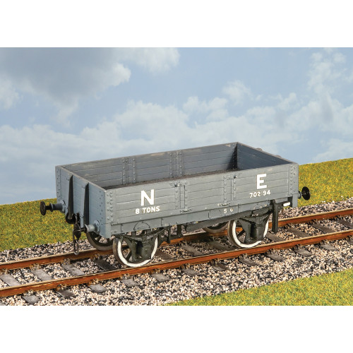 PS06 LNER 4 Plank Open Goods Wagon