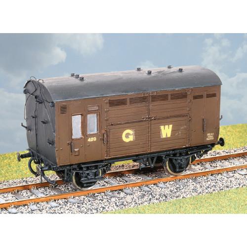 PS105 GWR Horse Box