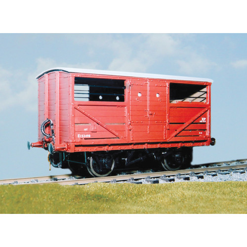 PS106 LNER Cattle Truck-Vac Brake Fitted