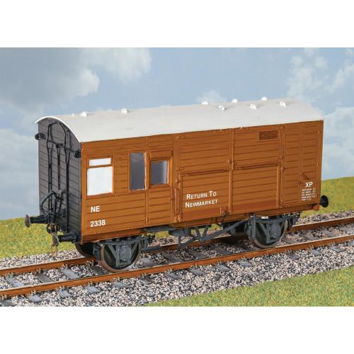 PS109 LNER Horse Box 5