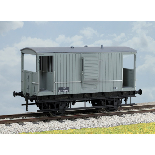 PS115 OG LNER 20 ton Goods Brake Van 'Toad B 34'
