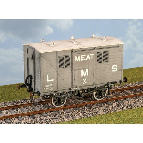 PS18 LMS Meat Van
