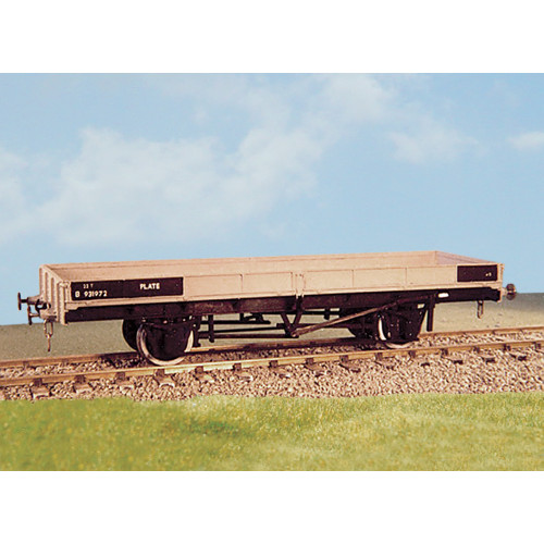 PS19 LNER BH Plate Wagon All Welded (LNER), Part Welded (BR)