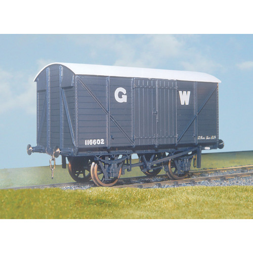 PS24 GWR 12 Ton Covered Goods Wagon