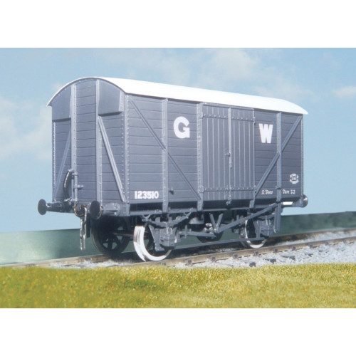 PS26 GWR 12 Ton Covered Goods Wagon