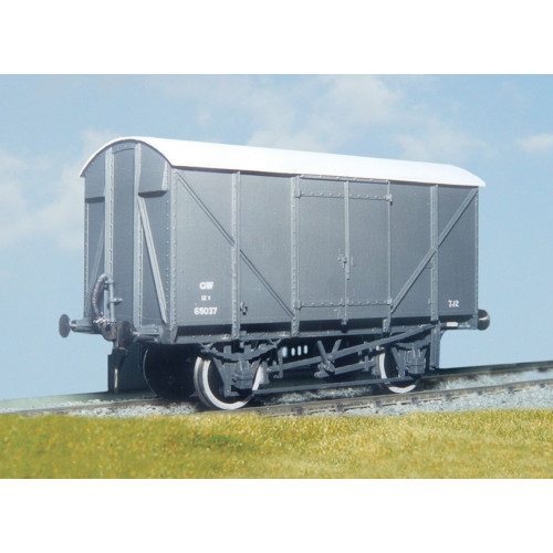 PS28 GWR  12 Ton Covered Goods Wagon