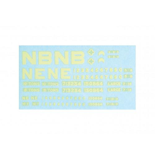 PS58 Transfer (Pressfix) NBR/LNER