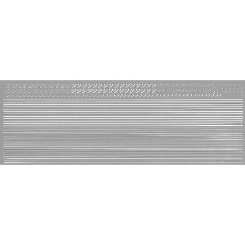 HMRS PX103 White Lining Pressfix Transfers