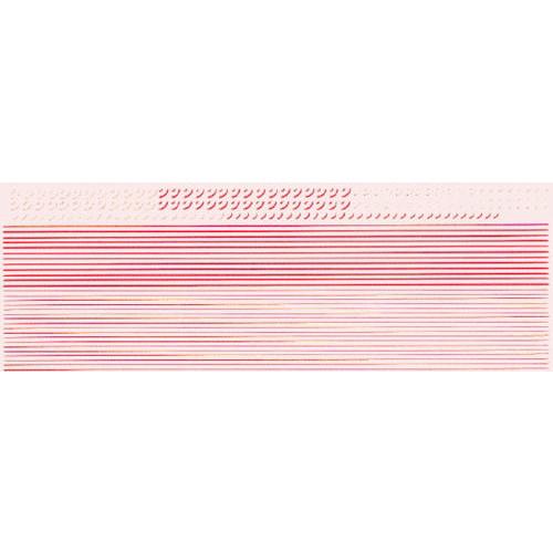 HMRS PX104 Red Lining Pressfix Transfers