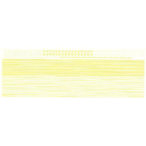 HMRS PX105 Yellow Lining Pressfix Transfers