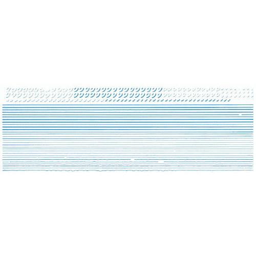 HMRS PX108 Light Blue Lining Pressfix Transfers