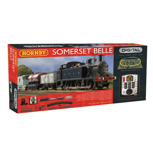 R1125 Somerset Belle Digital Train Set