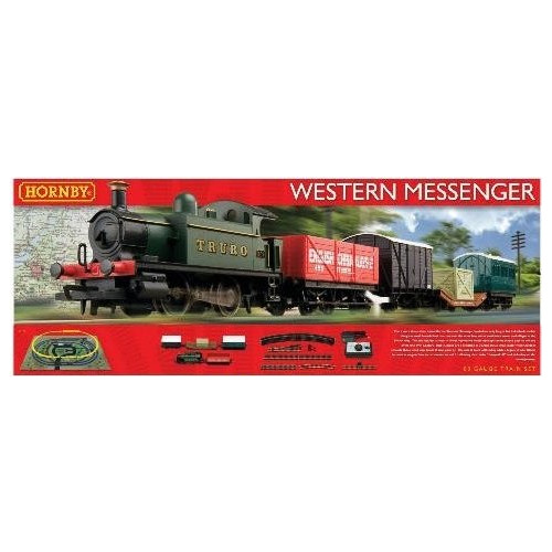 R1142 Western Messenger Train Set