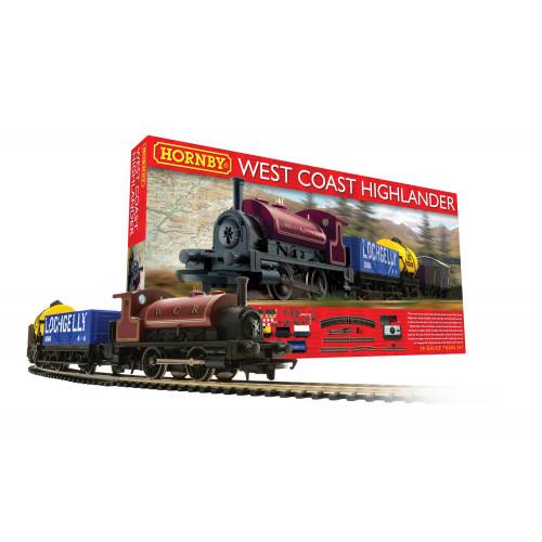 R1157 West Coast Highlander Train Set