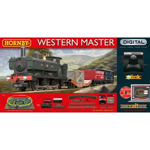 R1173 Western Master Digital Train Set with eLink