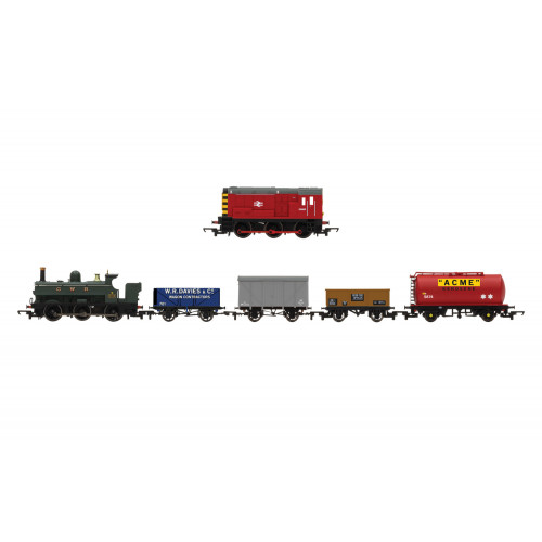 R1236 Mixed Freight Train Set