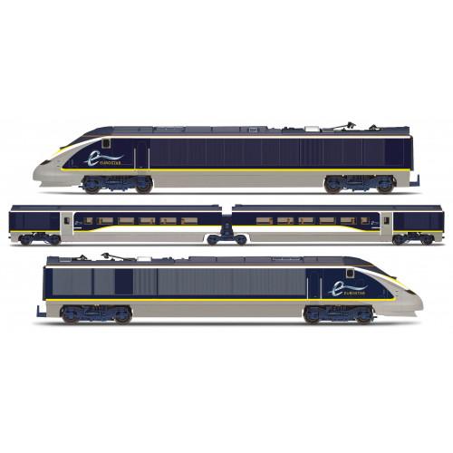R3215 Eurostar Class 373 Blue Livery Train Pack