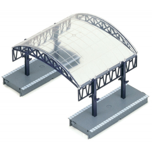 R334 Station Canopy Over Roof
