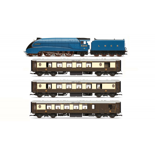 R3402 LNER Queen of Scots Train Pack - Limited Edition