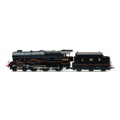 R3517 LMS 4-6-0 'Seaforth Highlander' Royal Scot Class - Limited Edition 'The Final Day Collection'