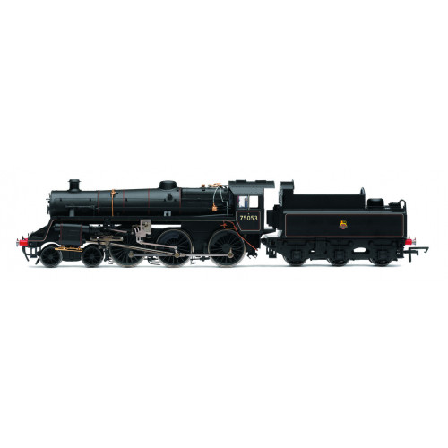 R3548 BR 4-6-0 No.75053 Standard 4MT Early BR Black
