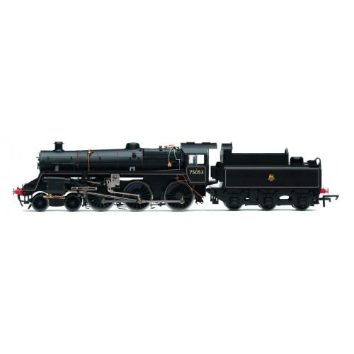 R3548 BR 4-6-0 No.75053 Standard 4MT Early BR Black