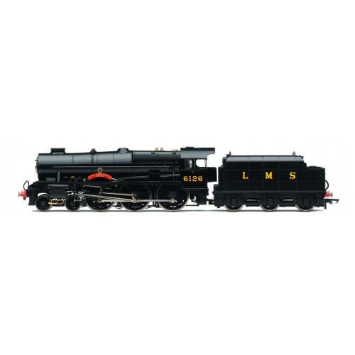 R3557 LMS 4-6-0 'Royal Army Service Corps' No.6126 Royal Scot Class Locomotive