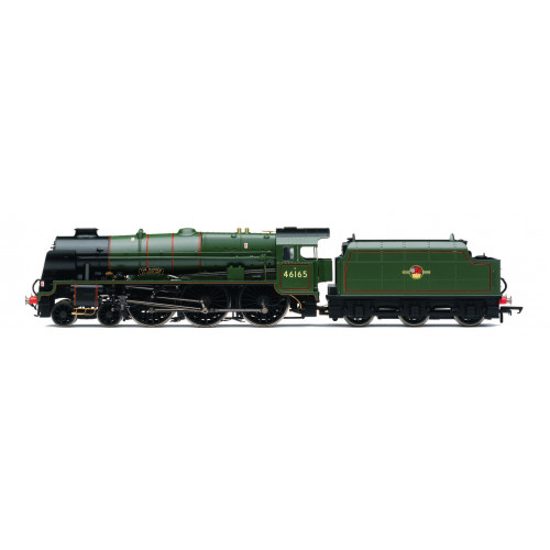 R3558 BR 4-6-0 'The Ranger' No.46165 Royal Scot Class Late BR Green