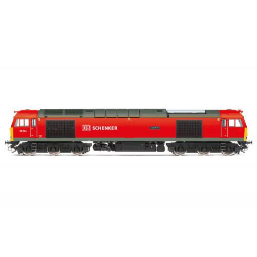 R3605TTS Class 60 Co-Co Diesel Locomotive No.60044 Dowlow in DB Schenker Red Livery