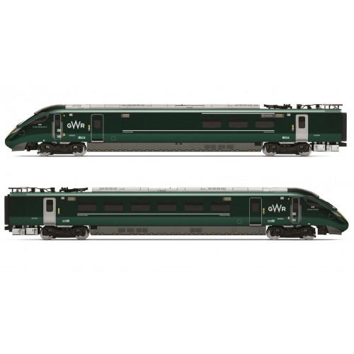 R3609 GWR IEP Bi-Mode Class 800/0 Train Pack Set 800 003 Queen Elizabeth II & DTSO 811003 Queen Victoria