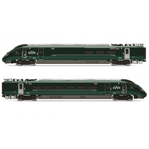 R3609 GWR IEP Bi-Mode Class 800/0 Train Pack Set 800 003 Queen Elizabeth II & DTSO 811003 Queen Victoria