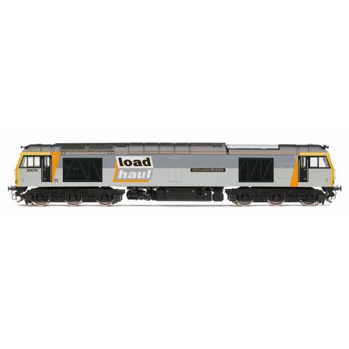 R3657 Class 60 Co-Co Diesel Locomotive No.60070 John Loundon McAdam in Loadhaul Livery