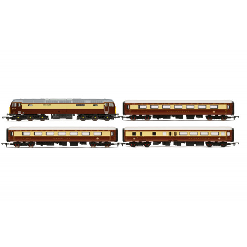 R3697 Northern Belle Train Pack in DRS Livery