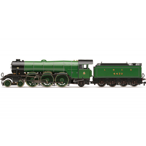 R3736 A1 Class 4-6-2 Steam Locomotive No.4472 Flying Scotsman in LNER Green