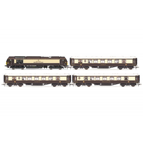 R3750 Belmond British Pullman Train Pack