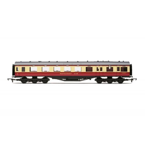 R4188D Period II 68' Dining/Restaurant Car No.M236M in BR Crimson & Cream