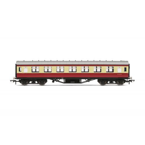 R4448B Period III Corridor First Class Coach No.M1047M in BR Crimson & Cream