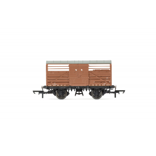 R6840 Dia.1530 British Railways Cattle Wagon